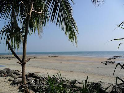 St Martin's Island, Bangladesh