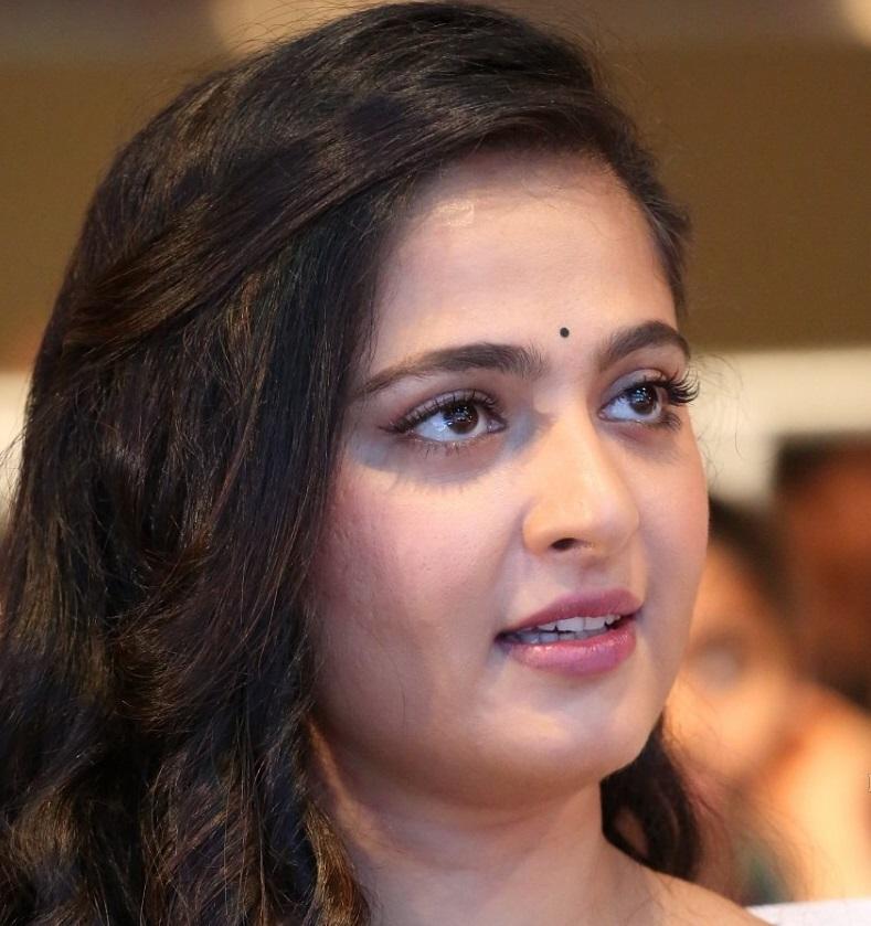 Actress Anushka Shetty Top 10 Hot Chubby Face Close Up