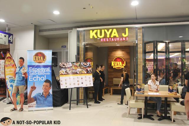 Kuya J Restaurant SM Manila