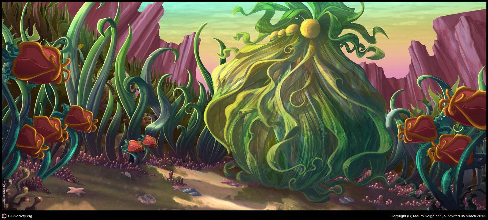 Винкс подводный мир картинки