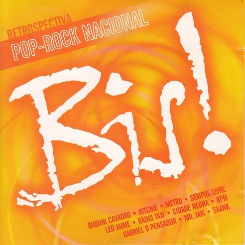 Bis! Retrospectiva Pop-Rock Nacional 2016 frente