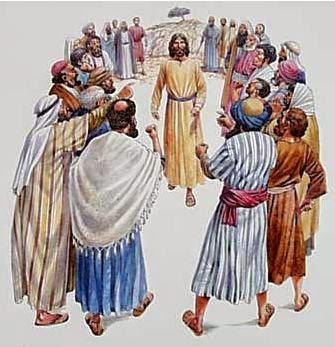 Resultado de imagem para Jesus rejeitado em Nazaré