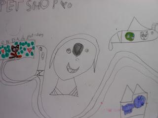 Retratos de niñ@s hechos por niñ@s
