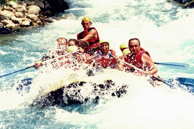 Tempat Rafting di Jawa Timur