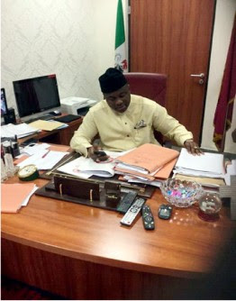 Bassey Etim's counsel submitted fake delegates list, result to court – PDP