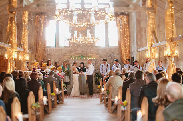 Gorgeous Wedding Ceremonies: The Local Louisville KY Wedding