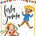 Convite para Festa Junina - Baixe gratuitamente!