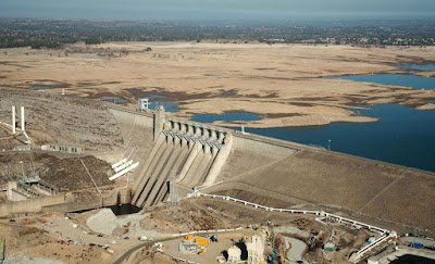 Water Drought In California