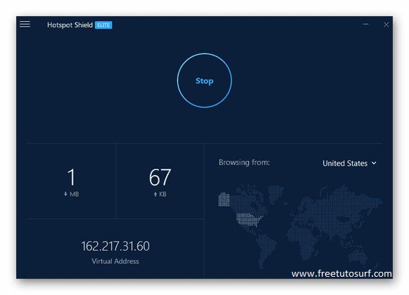 Télécharger Hotspot Shield VPN Elite 7.20.9 Full Premuim Crack