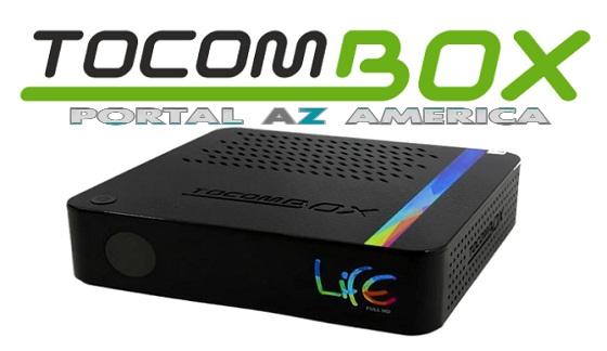TOCOMBOX LIFE HD NOVA ATUALIZAÇÃO V4.79