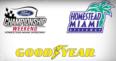 Trophies Arrive In Advance Of Ford Championship Weekend #NASCAR