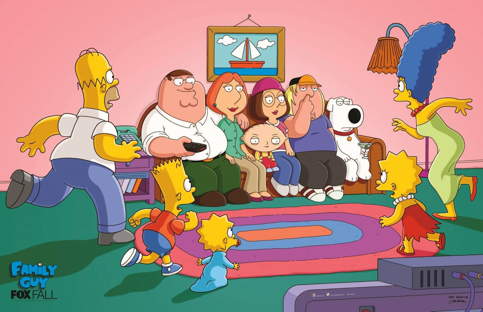 Bart simpson family sex sex clip, watch online for free