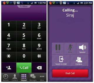 تحميل تطبيق فايبر للاندرويد download Viber for android  لاجراء المحادثات