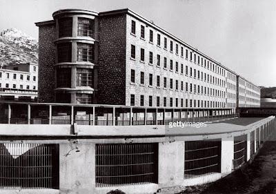 La prison des Baumettes dans les années 70