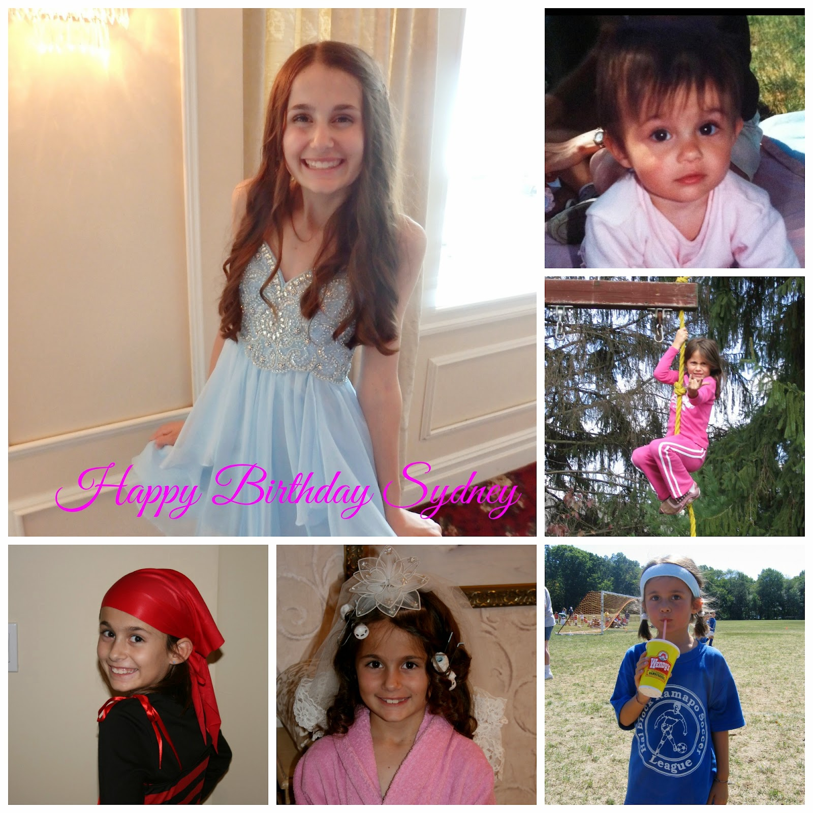 DIY By Design: Happy Birthday Sydney