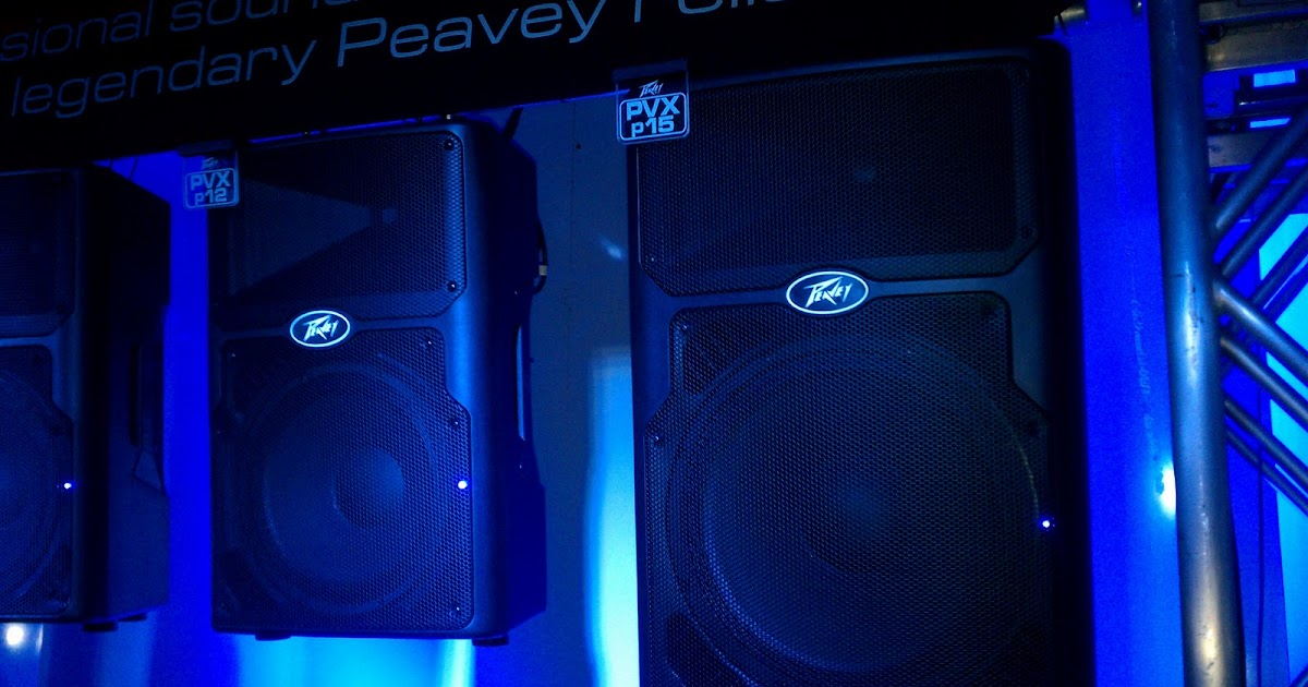 direct pro audio peavey announces pvx series active passive loudspeakers at 2012 namm. Black Bedroom Furniture Sets. Home Design Ideas