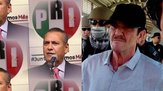 Los Amigos, Manlio Fabio Beltrones y Héctor el Güero Palma
