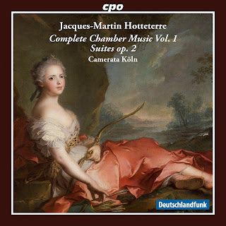 Hotteterre: Complete Chamber Music, Vol. 1 – Suites, Op. 2