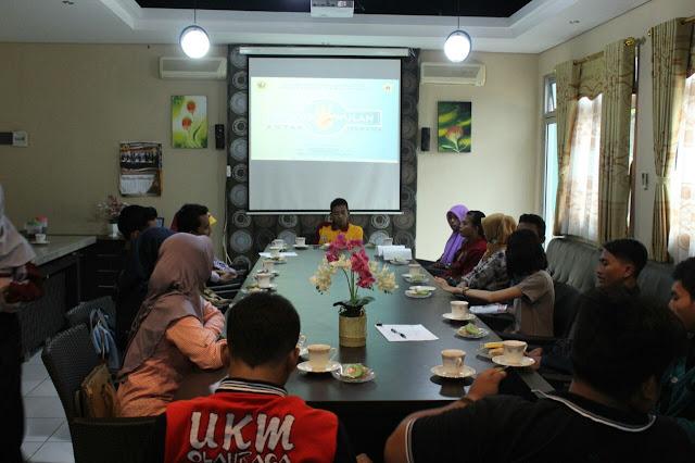 Menilik, Masa Kepemimpinan Ormawa lewat Diskusi Triwulan
