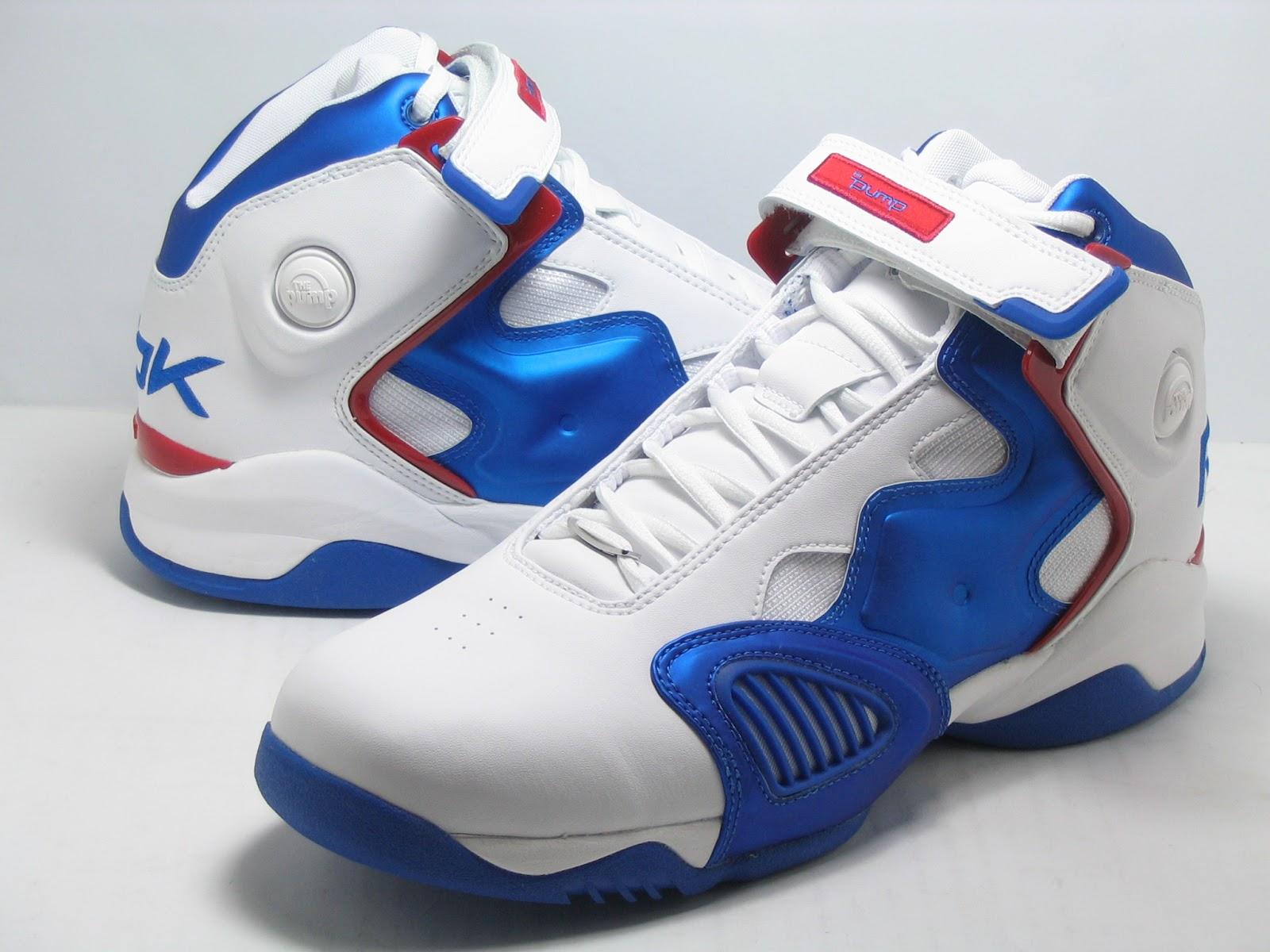 Reebok Pump White Shoes