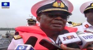 Chief of Naval Staff, Vice Admiral Ibok Ekwe Ibas, has urged restive youths in the Niger Delta to sheath their swords and embrace Dialogue means of pressing home their demands.