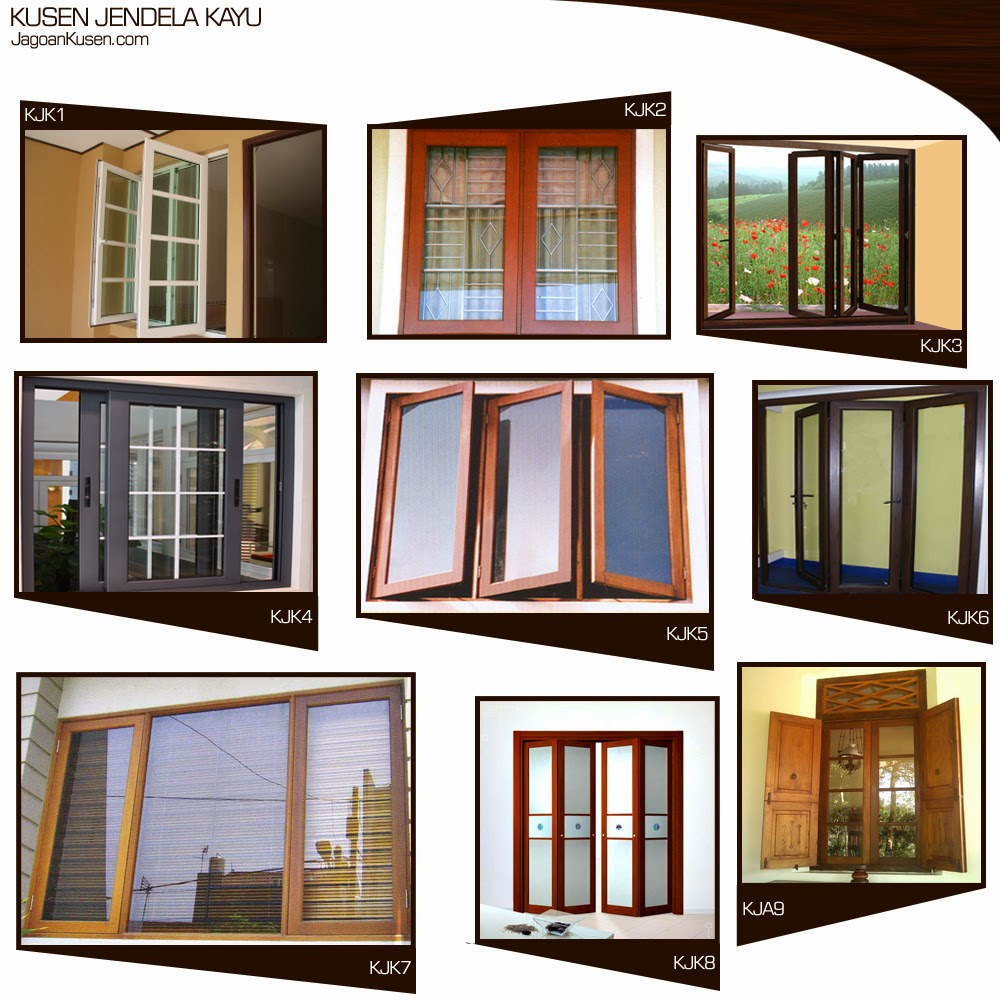Terbaru 35 Kusen Jendela Gambar kusen jendela
