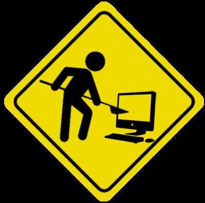 Diario de Placeres: Hombres trabajando ...