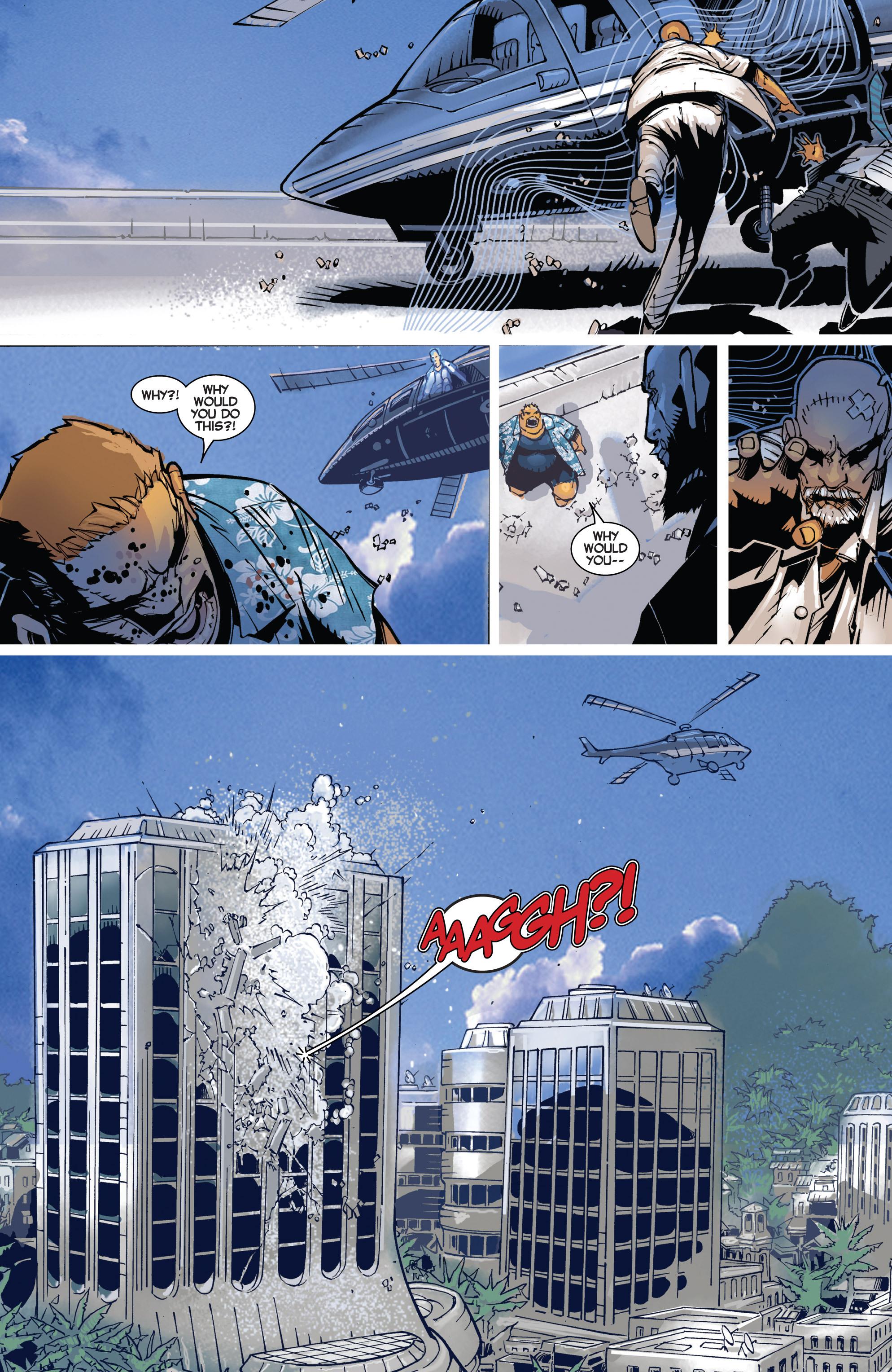 Read online Uncanny X-Men (2013) comic -  Issue #16 - 20