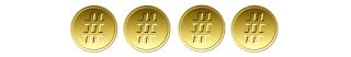 04 medalhas #tas