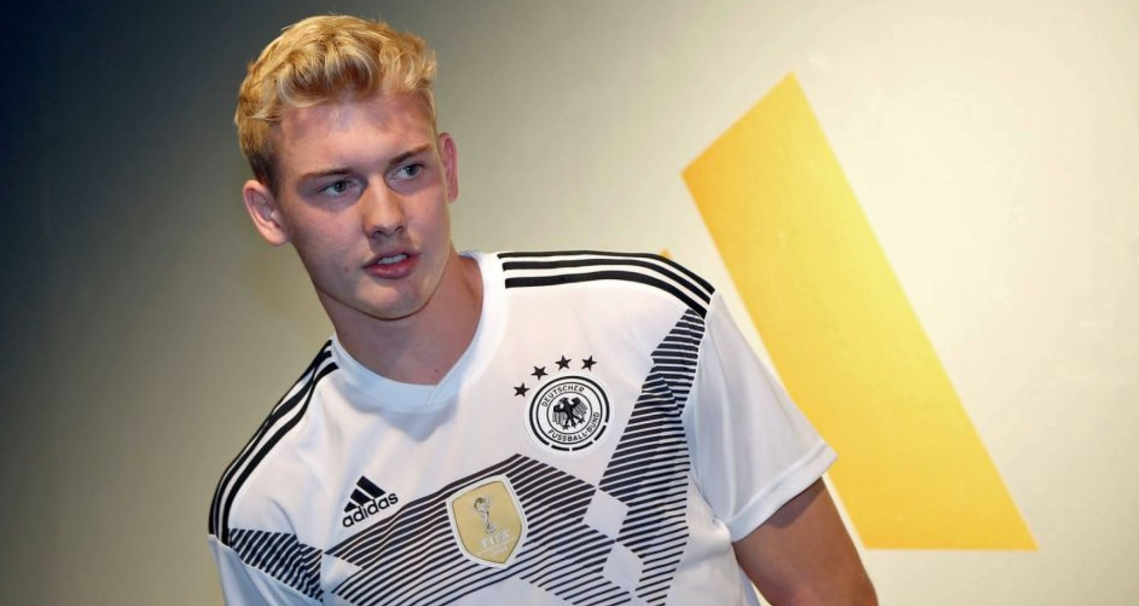 Adidas revealed the kit of Germany football team 2018
