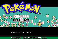 Pokemon Kanlara Ultimate