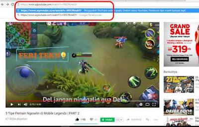 Youtube memang salah satu website yang khusus untuk menampilkan video Nih 4 Situs Download Video di Youtube dengan Cepat