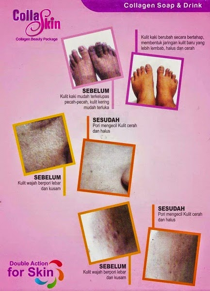 Collagen CollaSkin Produk NASA