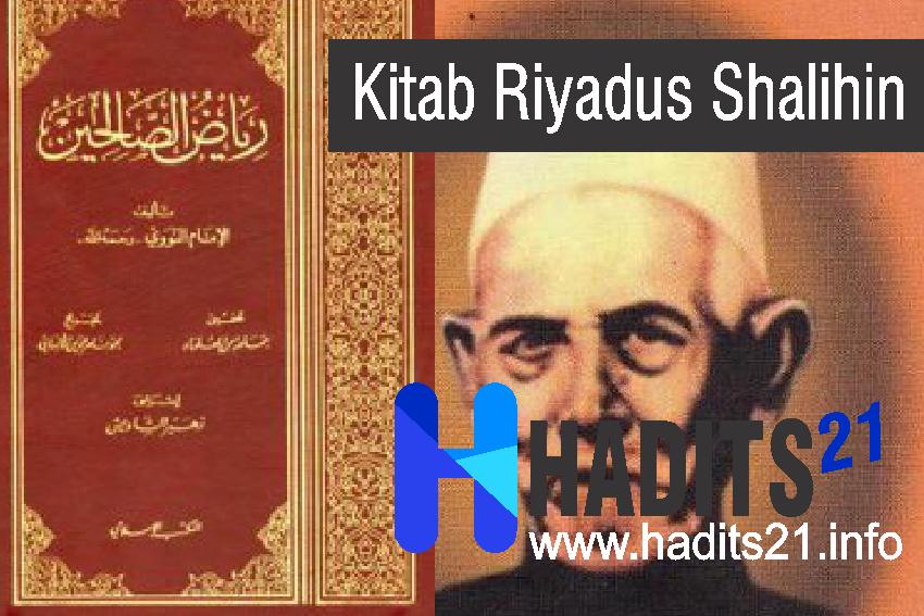 Downlaod Kitab Riyadus Shalihin Lengkap Dengan Terjemahannya