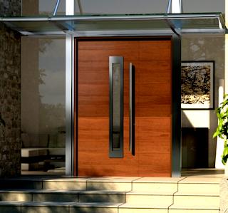 model pintu utama rumah mewah www.rumah-hook.com