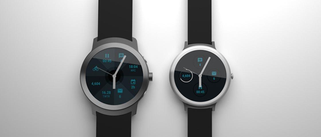 Google pode lançar dois smartwatches próprios no começo de ...