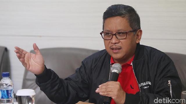 PDIP Akui Jokowi Didanai Adik Prabowo di Pilgub DKI: Itu Gotong Royong
