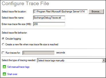How to Collect EWS Tracing? | UC Administration Blog