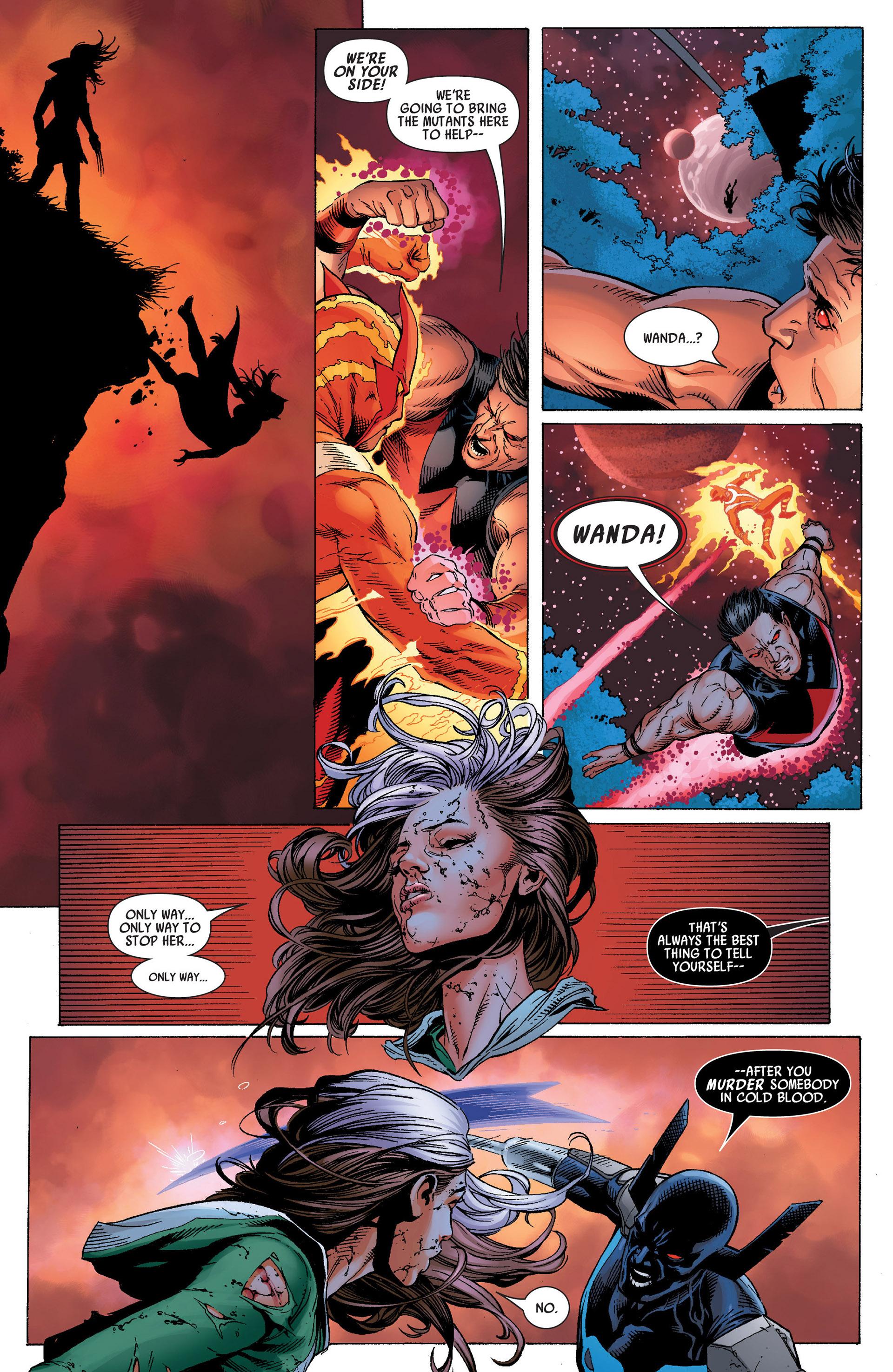 Read online Uncanny Avengers (2012) comic -  Issue #14 - 17