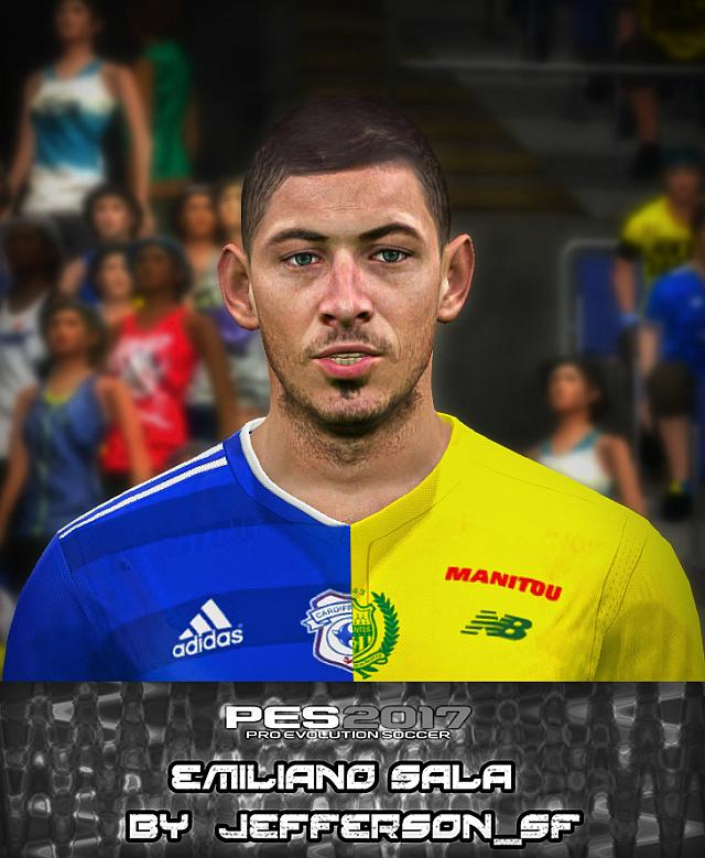Ultigamerz Pes 2010 Pes 2011 Face: Ultigamerz: PES 2017 Emiliano Sala Face