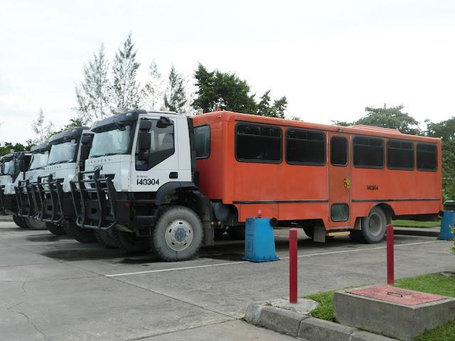 inilah Bus Anti Peluru di Papua