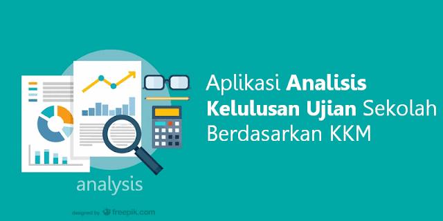 Aplikasi Analisis kelulusan Ujian Sekolah Berdasarkan KKM