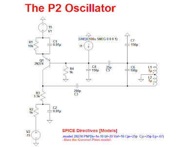An Amateur's View on the P2: Slew Rate and the Oscillator [Part 2]
