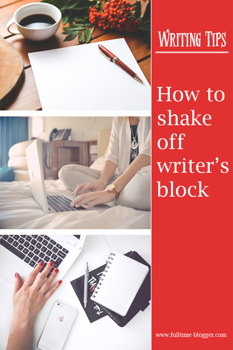 What Causes Writer's Block?