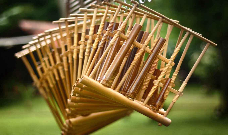 Inilah Sejarah Angklung, Alat Musik Tradisional Jawa Barat