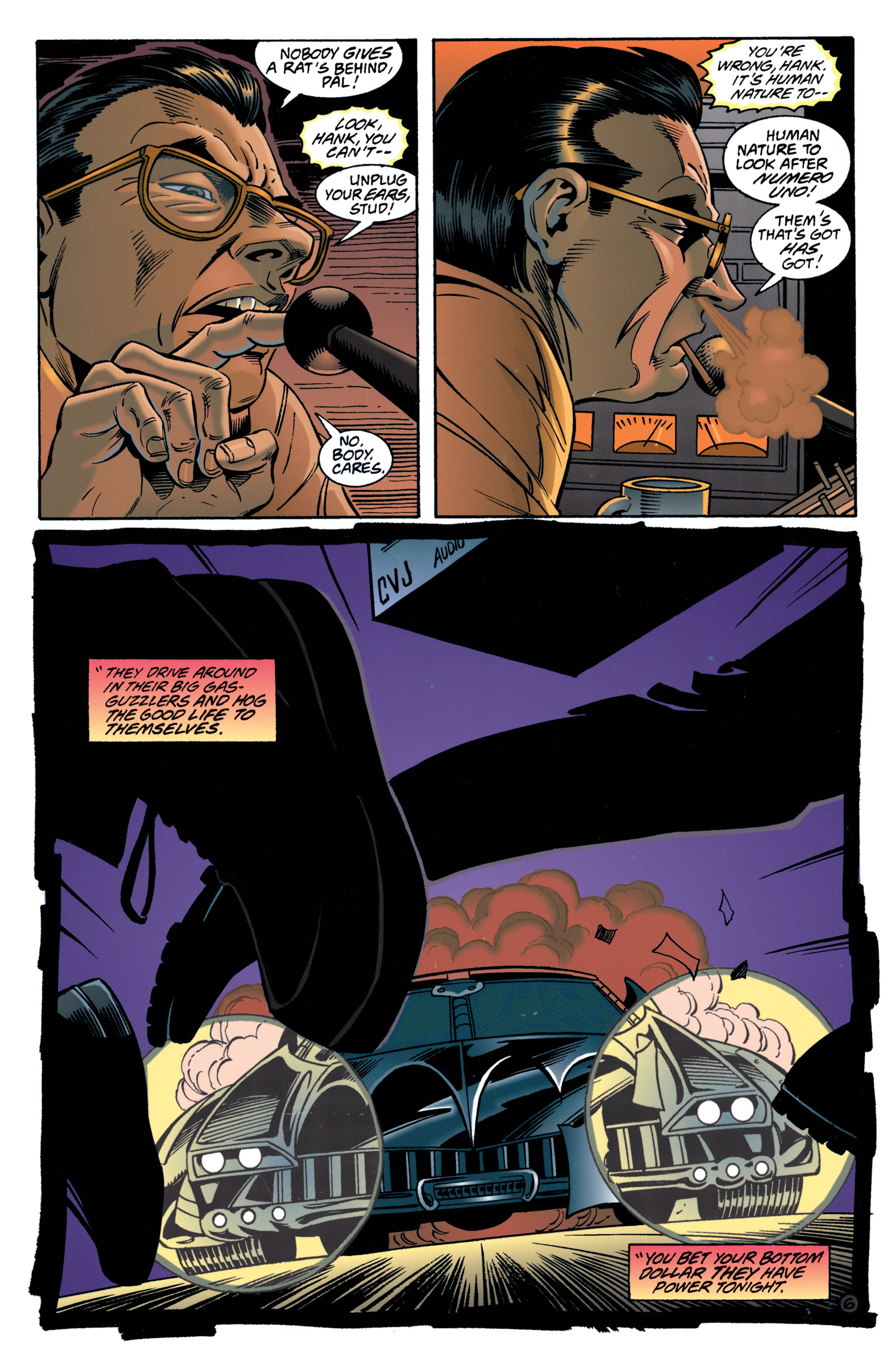 Detective Comics (1937) 703 Page 6