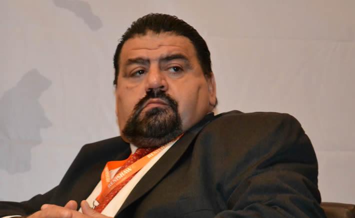 Eduardo Solís Sánchez, presidente de la AMIA. (Foto: VI)