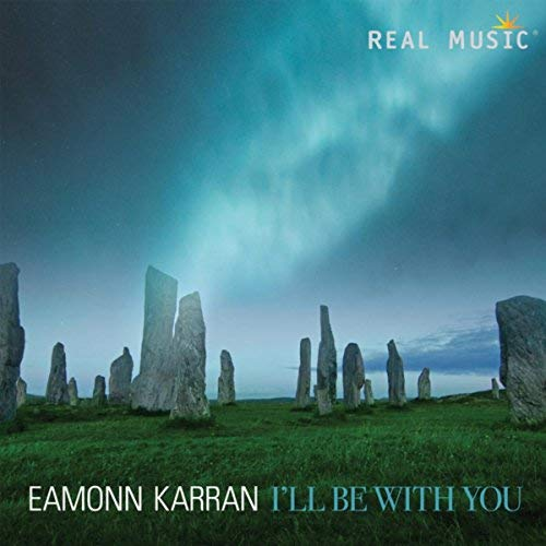 """I´ll be with you"", cercano y profundo. Nuevo álbum de Eamonn Karran."