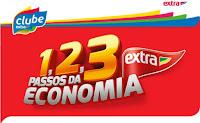 1, 2, 3 Passos da Economia Extra www.passosdaeconomiaextra.com.br