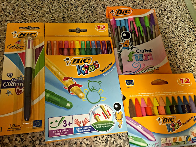 Bic collection back to school range
